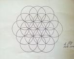 Плодът на Живота-две завъртания на кръговоте